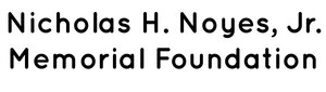 Nicholas H. Noyes Jr. Memorial Foundation