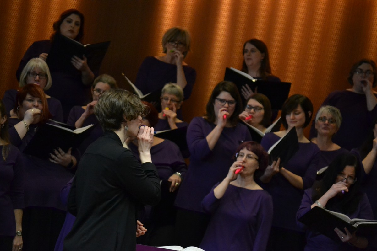 Indianapolis Women's Chorus - About Us
