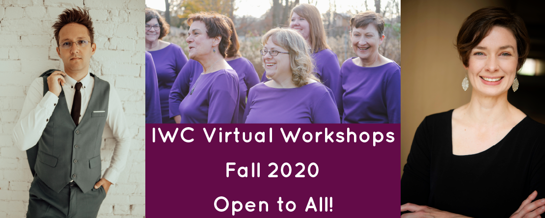 Virtual Workshops Fall 2020